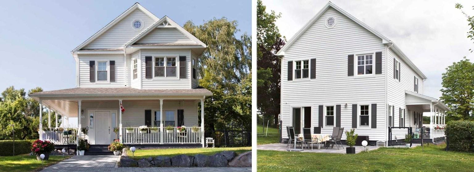 Bostonhaus  Amerikanische Häuser  Startseite von Amerikanische Häuser In Deutschland Bauen Photo