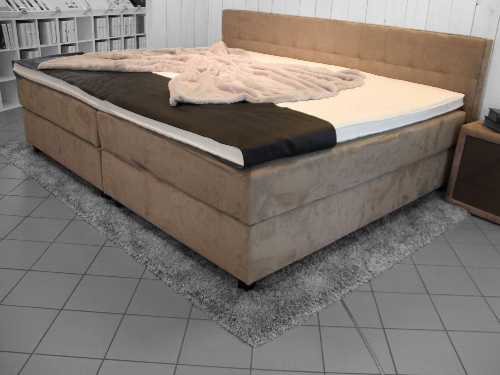 Boxspringbett Abverkauf 160X200Sofort Lieferbar Und Bis Zu 50 von Boxspringbett 160X200 Sofort Lieferbar Photo