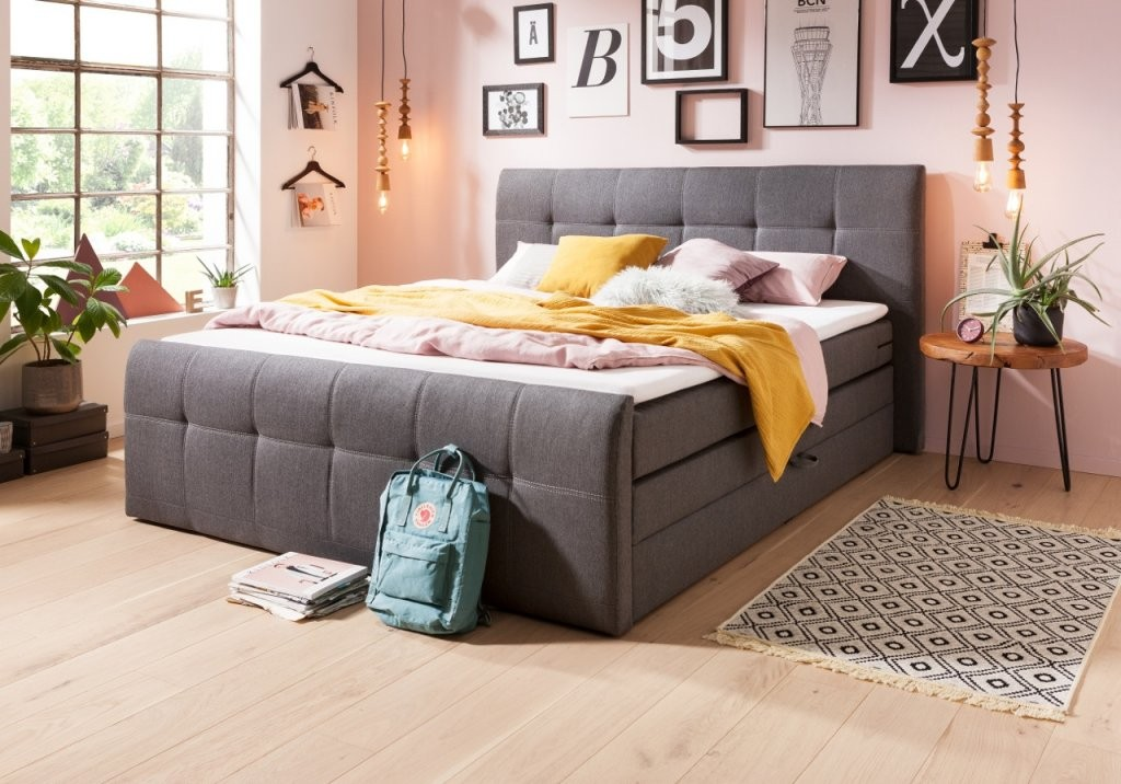 Boxspringbett Oder Normales Bett  Alle Unterschiede Alle Vorteile von Boxspring Oder Normales Bett Bild