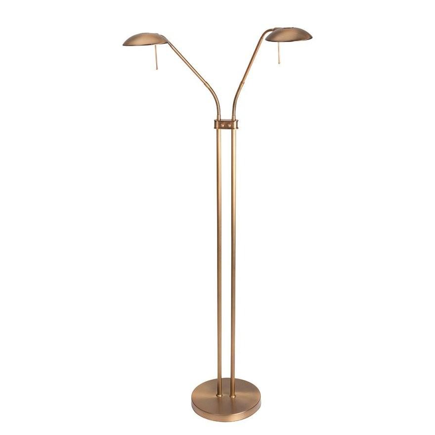 Bro Stehlampe Led Best Retro Lampe Stehlampe Er Jahre Brolampe Cm von Led Stehleuchten Dimmbar Messing Bild