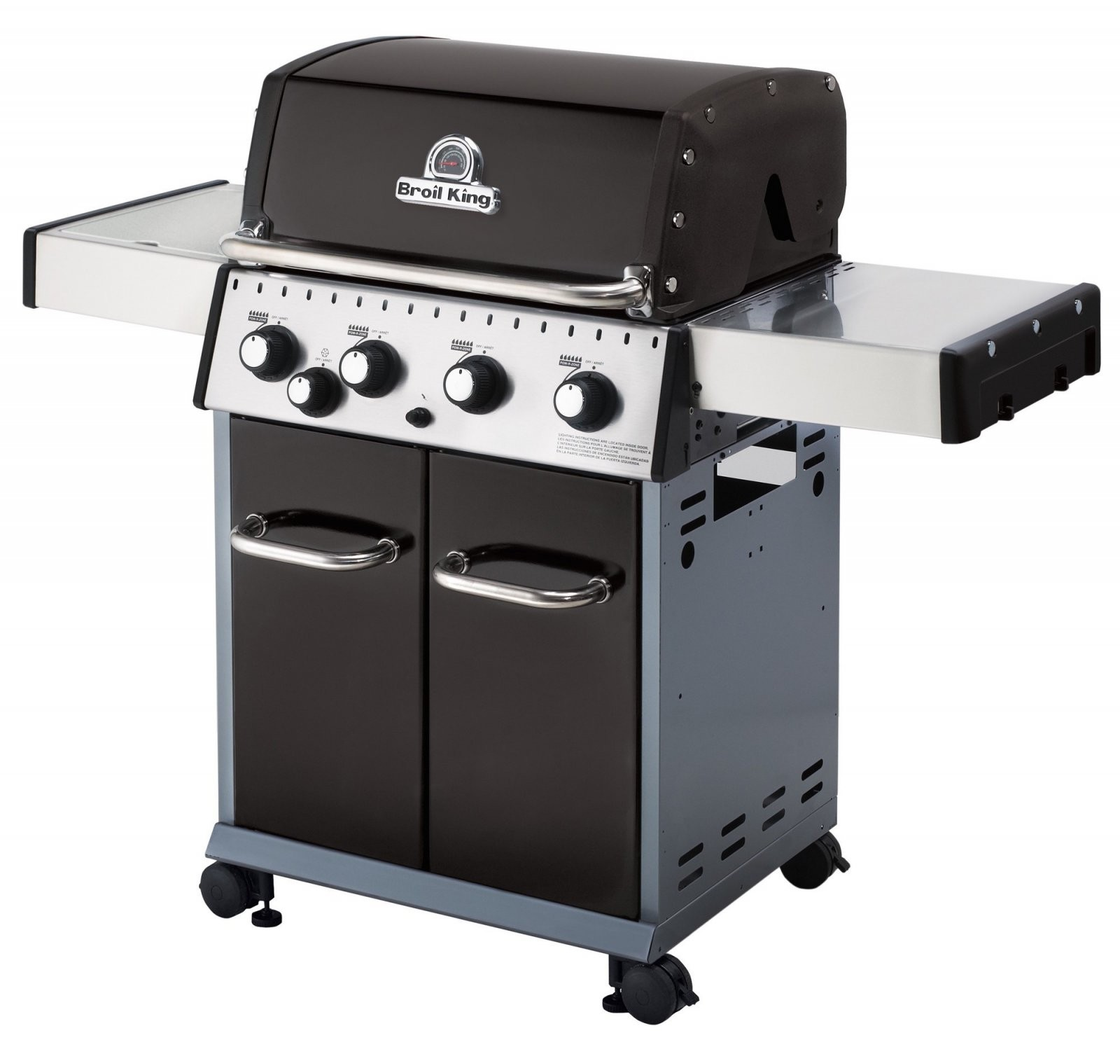 Broil King Baron 440 von Broil King Baron 440 Test Photo
