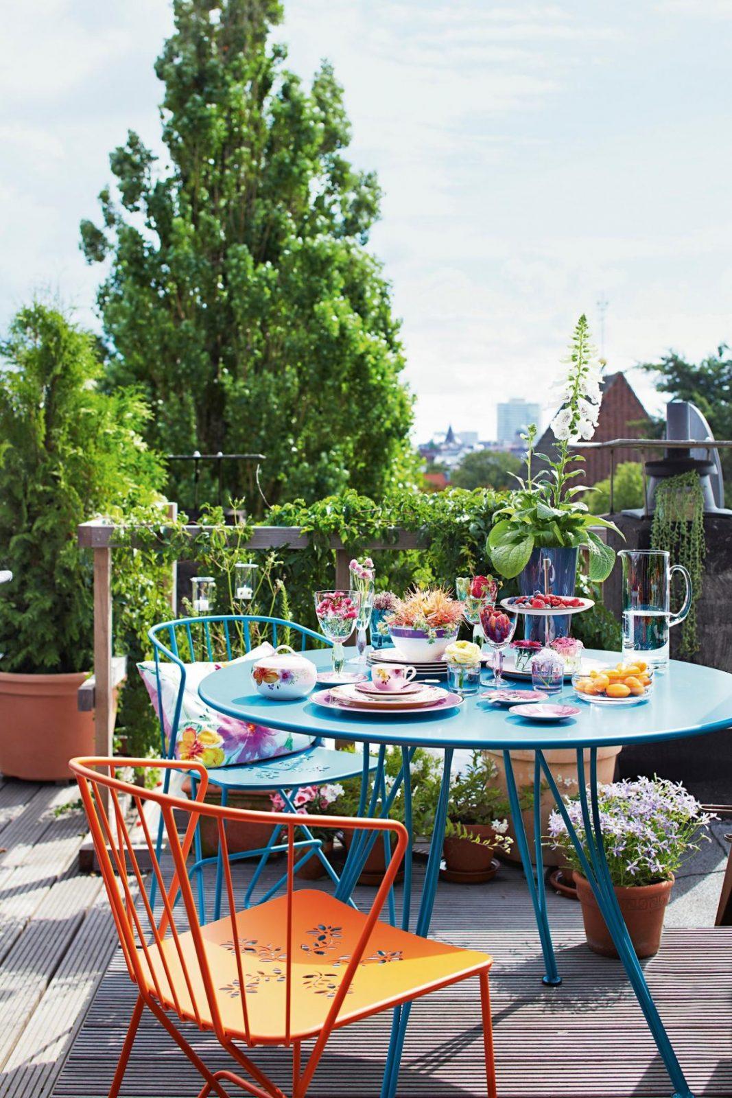 Bunte Gartenmöbel Für Den Balkon Gartenmöbel Tisch von Villeroy Und Boch Gartenmöbel Photo