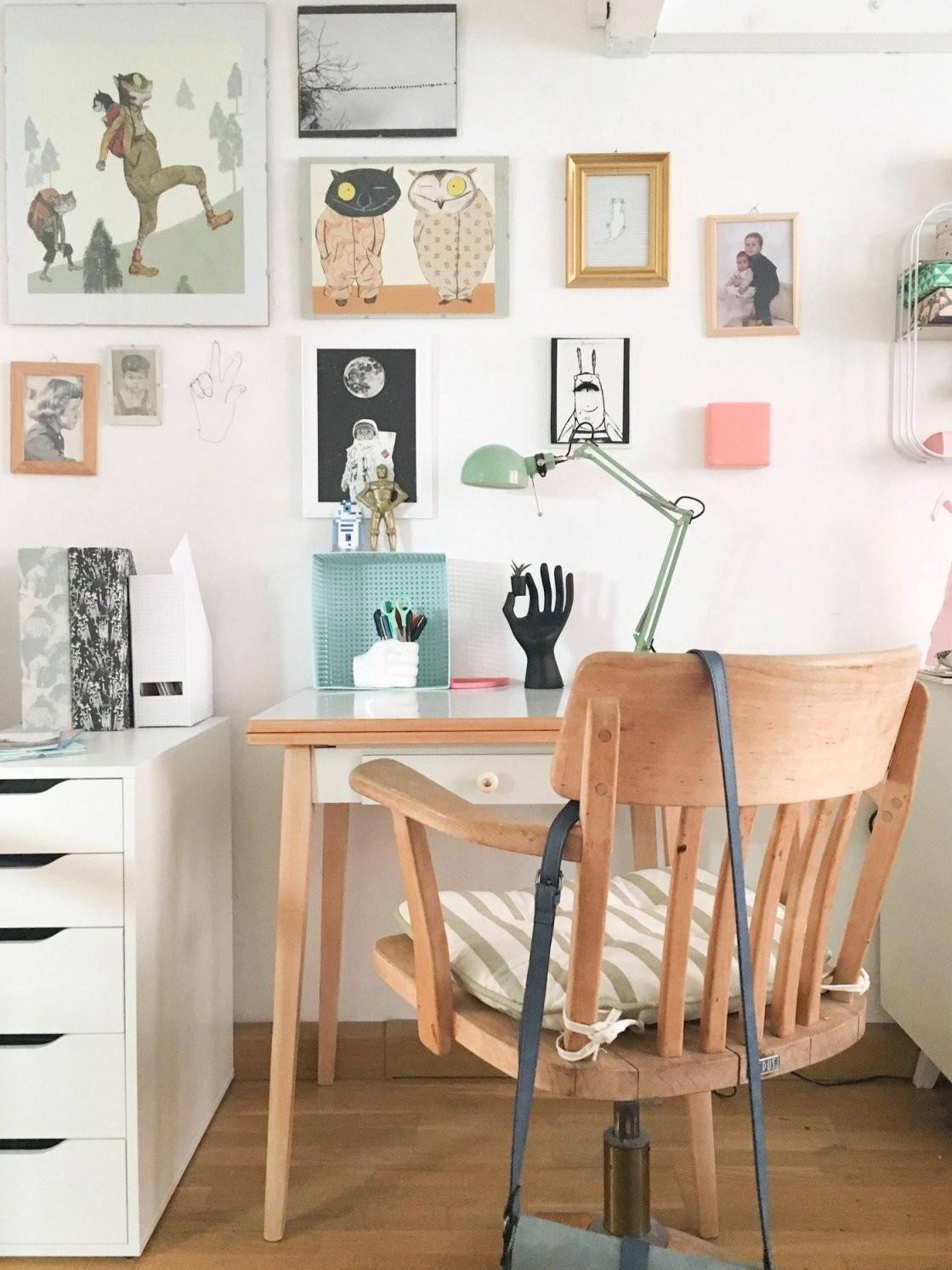 Büro Einrichten  Die Besten Ideen Für Dein Home Office von Büro Ideen Für Zuhause Bild