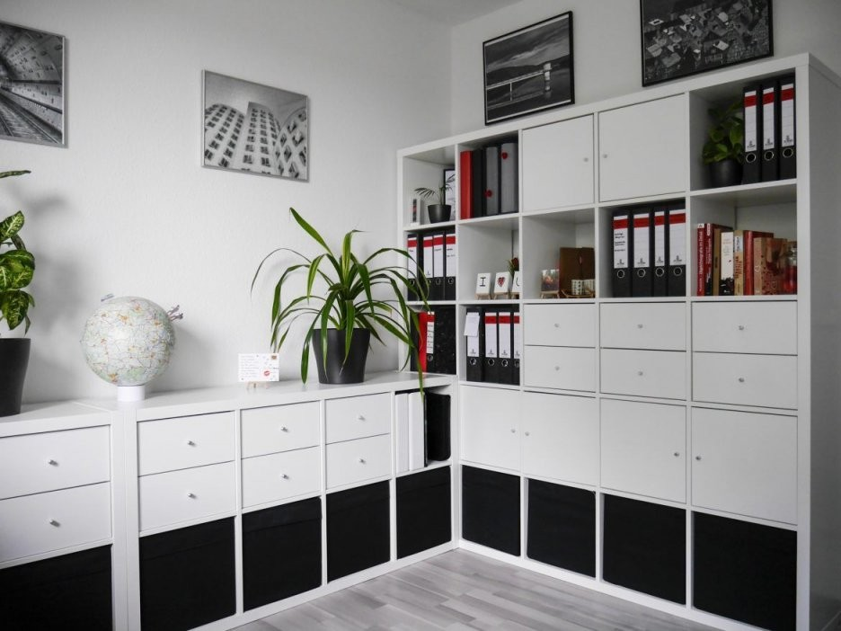 Büro Einrichten Kreative Ideen Zum Nachmachen  Office Decor  Ikea von Büro Ideen Für Zuhause Photo