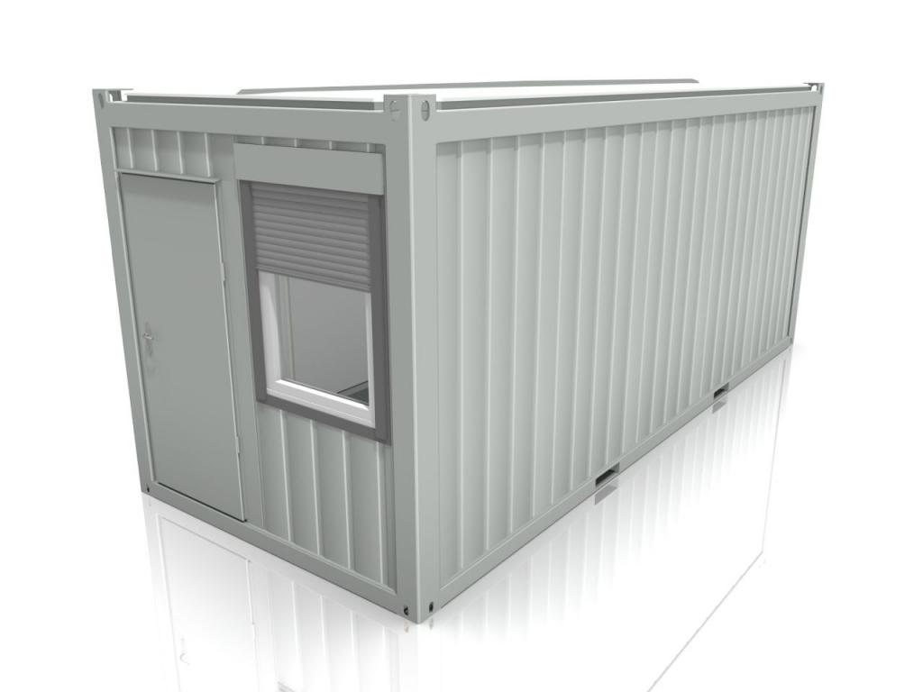 Büro Und Wohncontainer  Containex von Containerhaus In Deutschland Erlaubt Photo