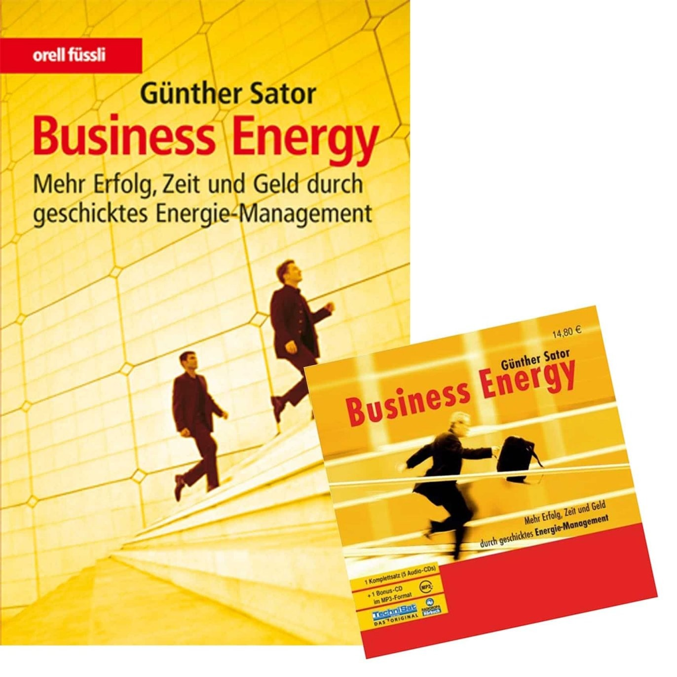 Business Energy Buch  Hörbuch von Feng Shui Kua Zahl Photo