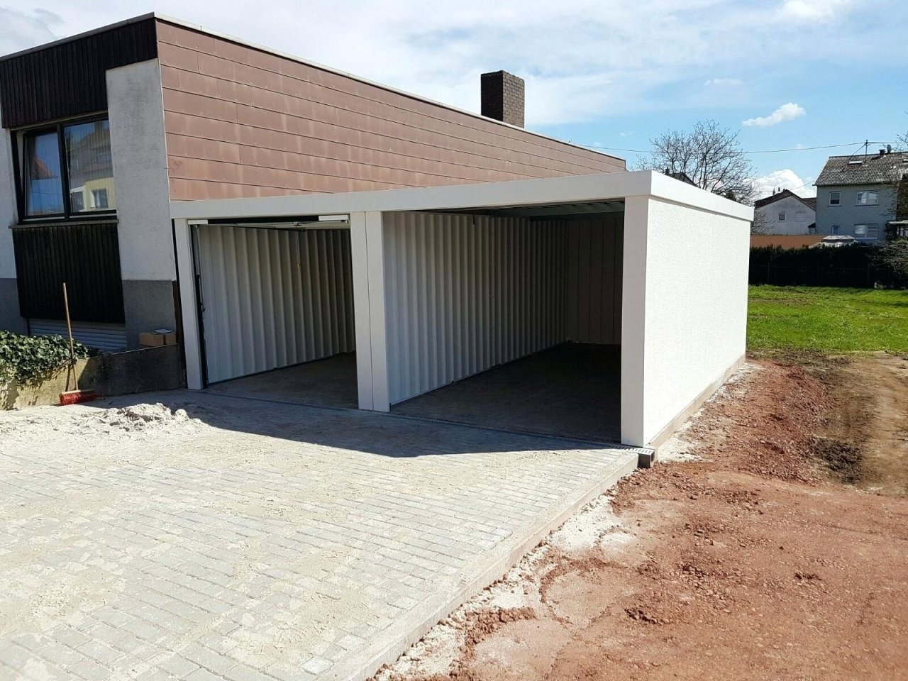 Carport Bouwen Kosten Carport With Carport Bouwen Kosten Finest von Baukosten Pro M3 2015 Photo