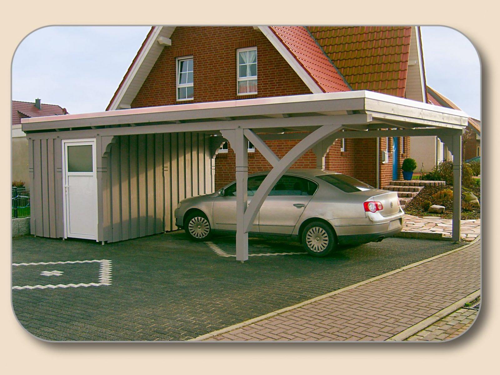 Carport Selber Bauen Kosten Nach Maß Von Holzon von Carport Selber Bauen Architektur Allgemein Bild