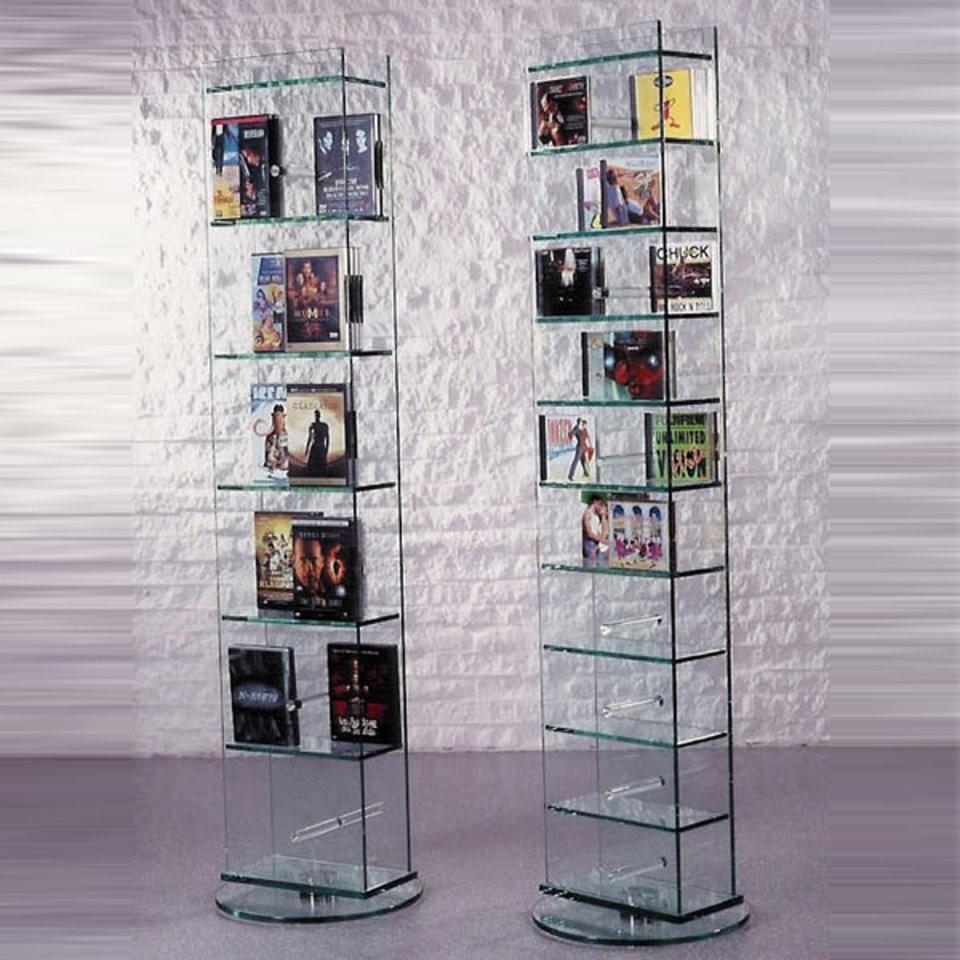 Cd Dvd Regale Und Aufbewahrung Bei Hifitvmoebel  Seite 2 von Blu Ray Regal Beleuchtet Bild