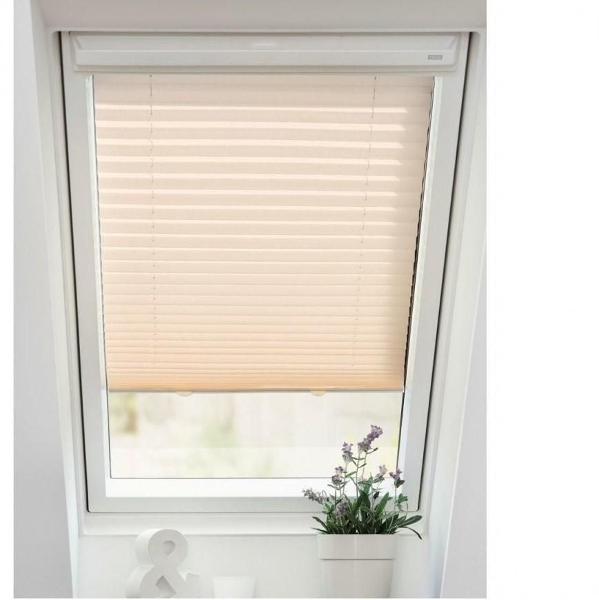 Clearambient Dachfenster Plissee Haftfix  Bewertungen  Wayfair von Roto Dachfenster Plissee Ohne Bohren Photo