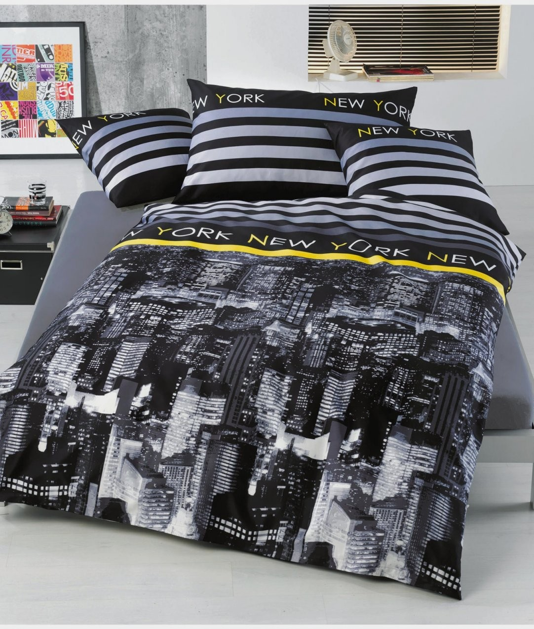 Coole Bettwäsche Für Teenager  Dekorieren Bei Das Haus von Coole Bettwäsche Für Jungs Bild