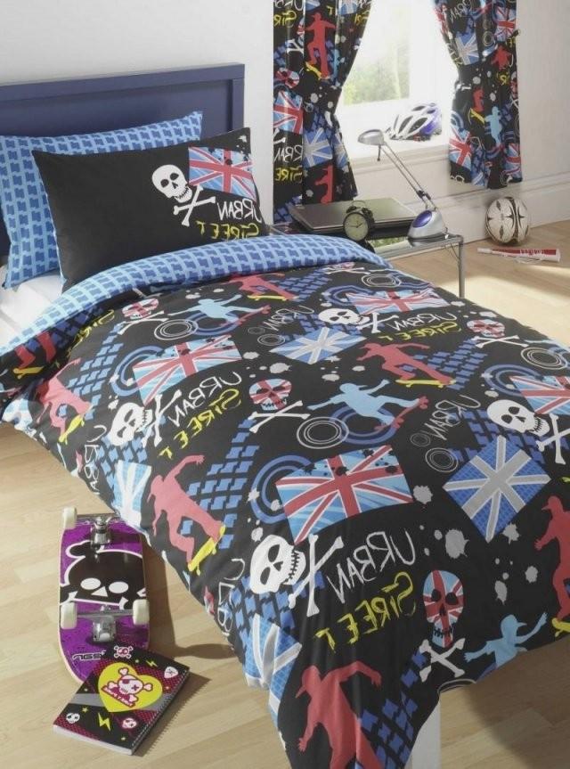 Coole Bettwäsche Für Teenager  Dekorieren Bei Das Haus von Coole Bettwäsche Für Teenager Photo