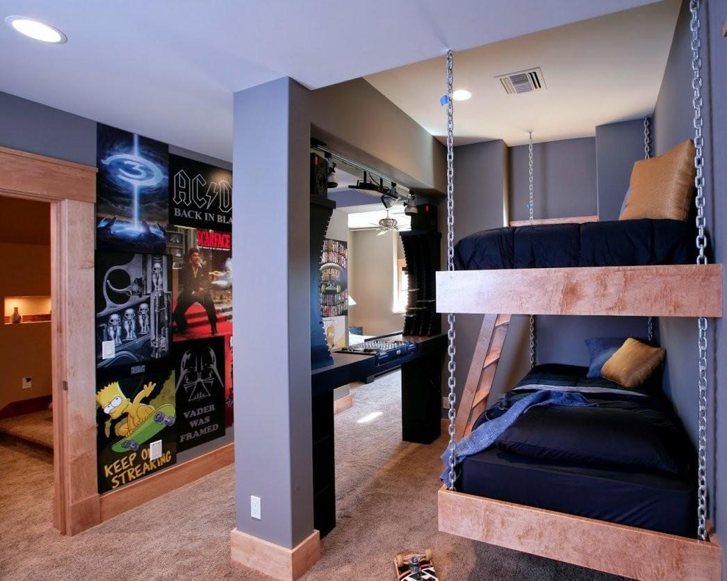 Coole Zimmer Ideen Für Jugendliche  Freshouse von Bilder Jugendzimmer Für Jungs Bild