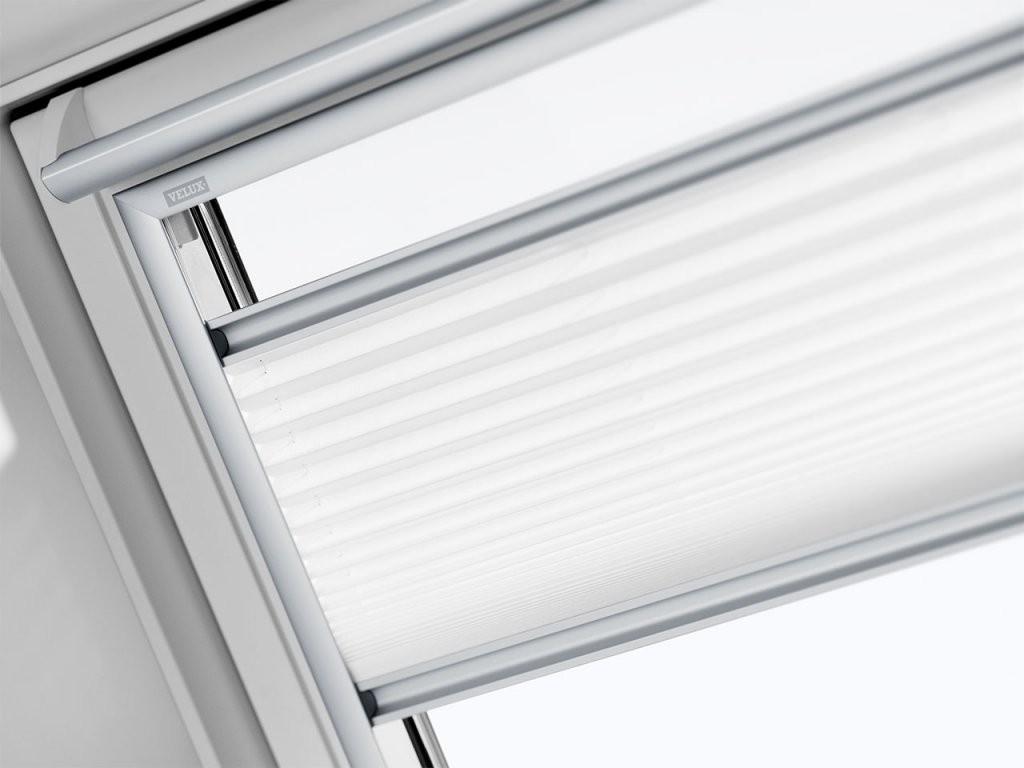 Dachfensterplissee Für Sanftes Tageslicht  Velux von Velux Dachfenster Plissee Ohne Bohren Bild