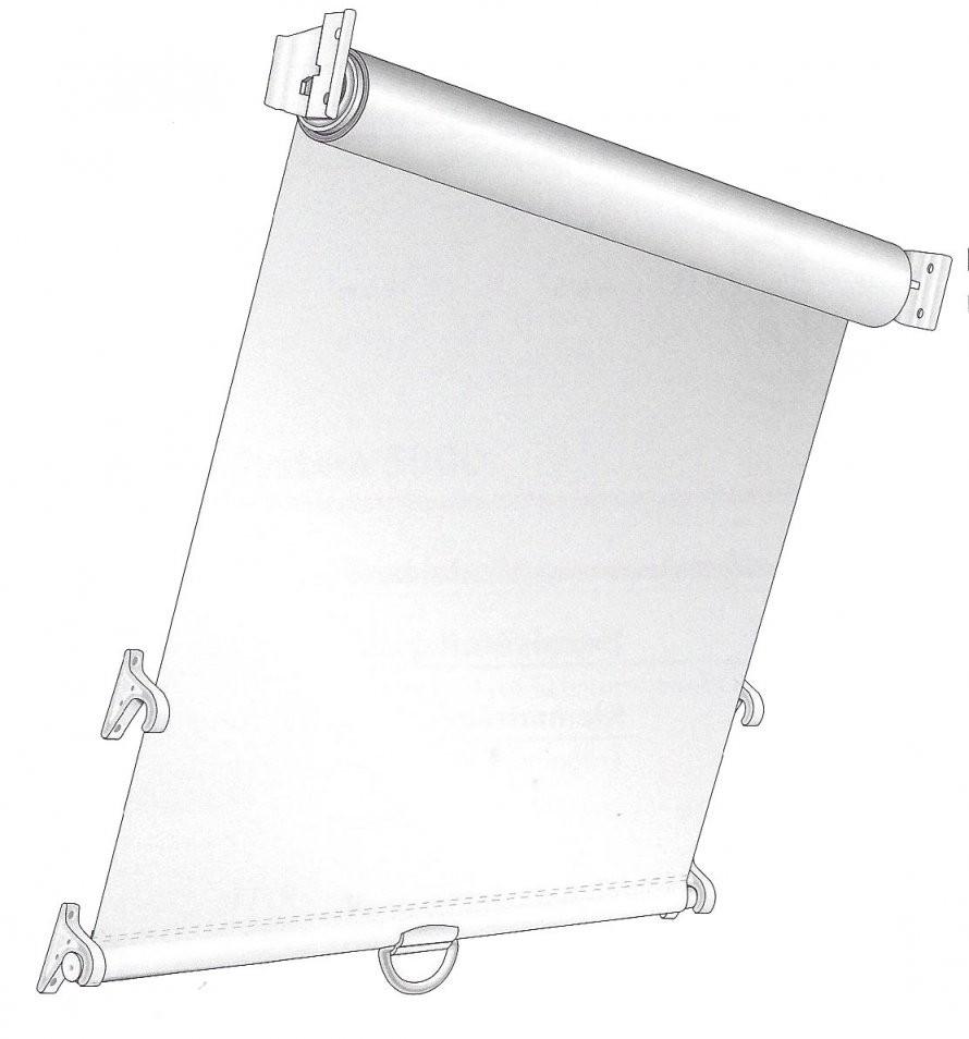 Dachflächensonnenschutz von Fenster Rollo Zum Einhängen Photo