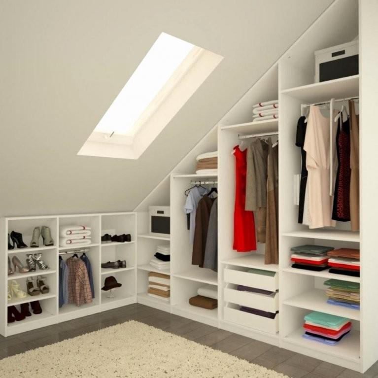 Dachschräge Schrank Bauanleitung  Cabinetworlddesign von Kleiderschrank Selber Bauen Dachschräge Bild