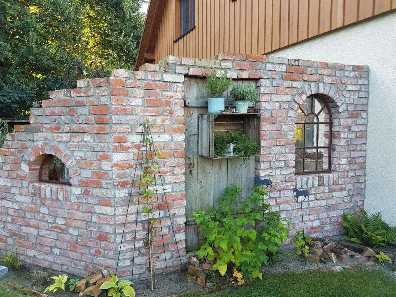 Das Beste Von Ruine Im Garten Selber Bauen Design Von Steinmauer von Steinmauern Im Garten Selber Bauen Photo