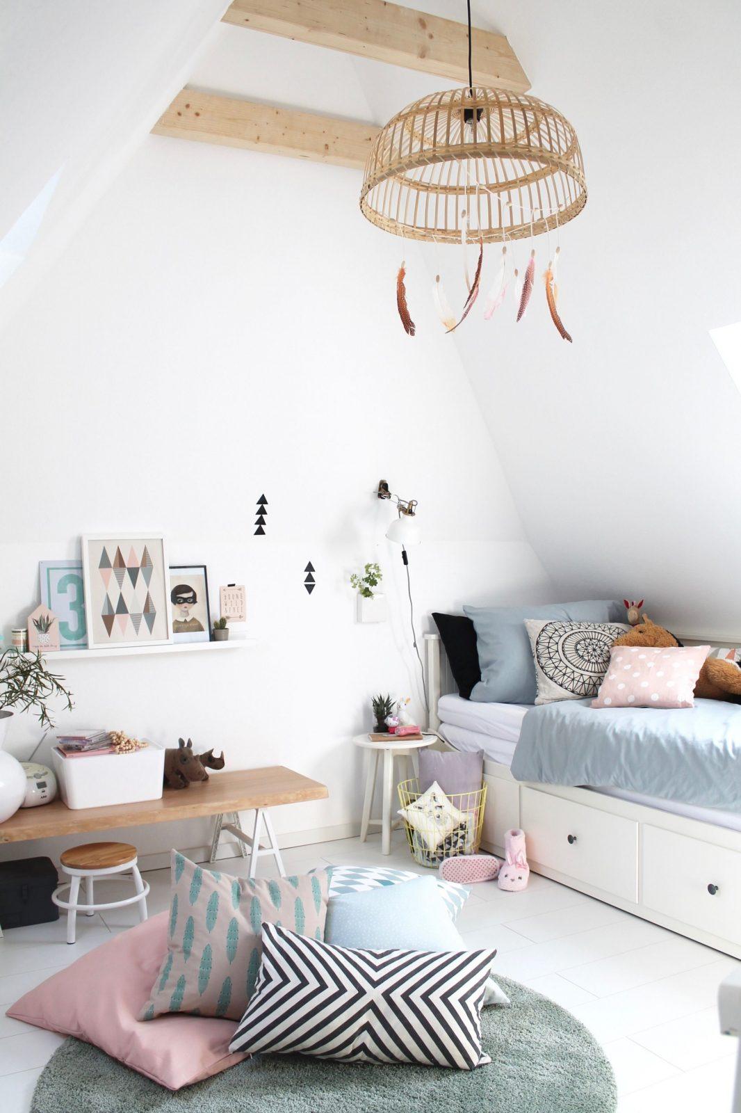 Das Hippietipikinderzimmer Für Emma  Home Plate  Tipi von Ikea Jugendzimmer Für Jungs Bild