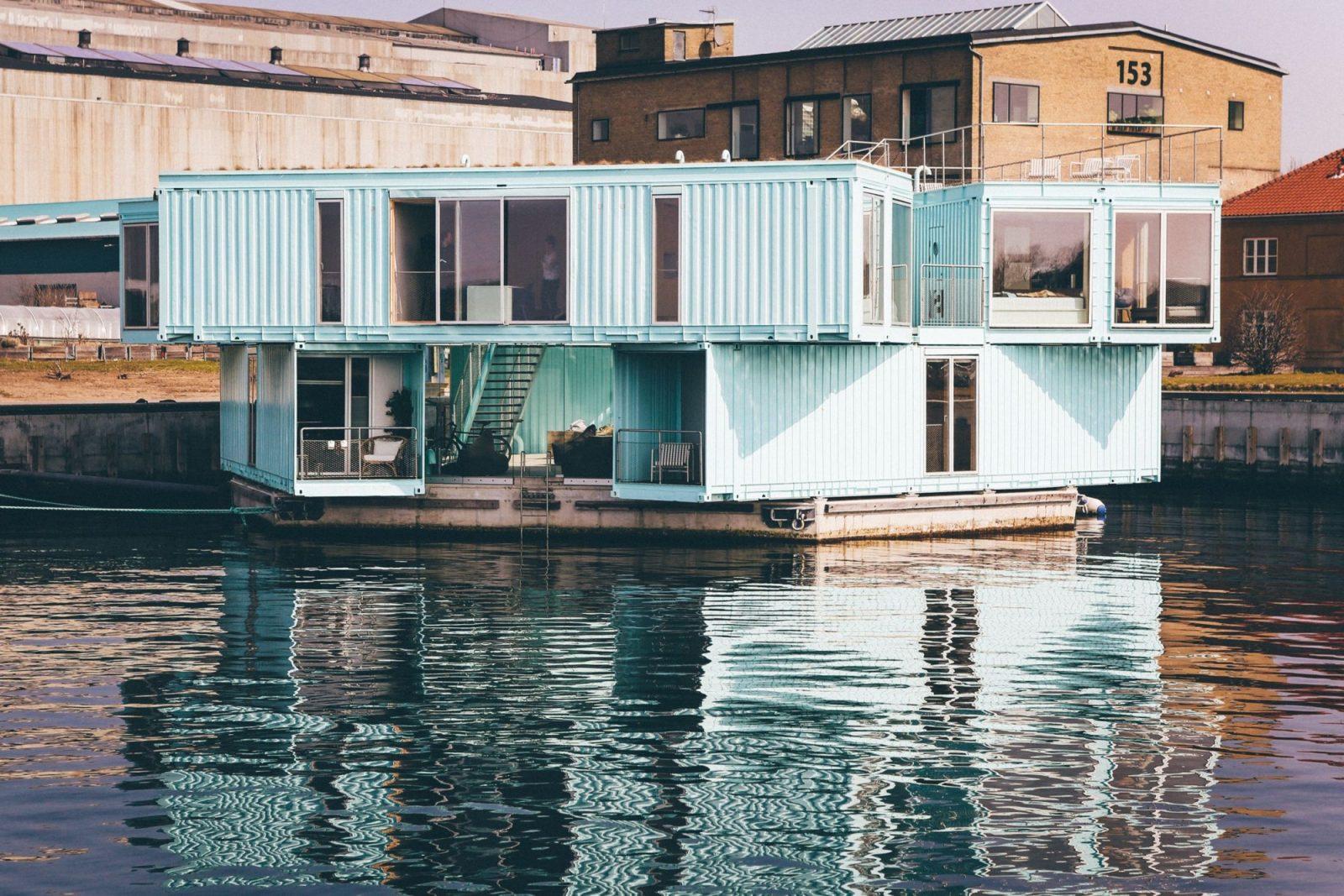 Das Leben In Einem Containerhaus  Projekt Promotion von Container Haus Bauen Lassen Photo