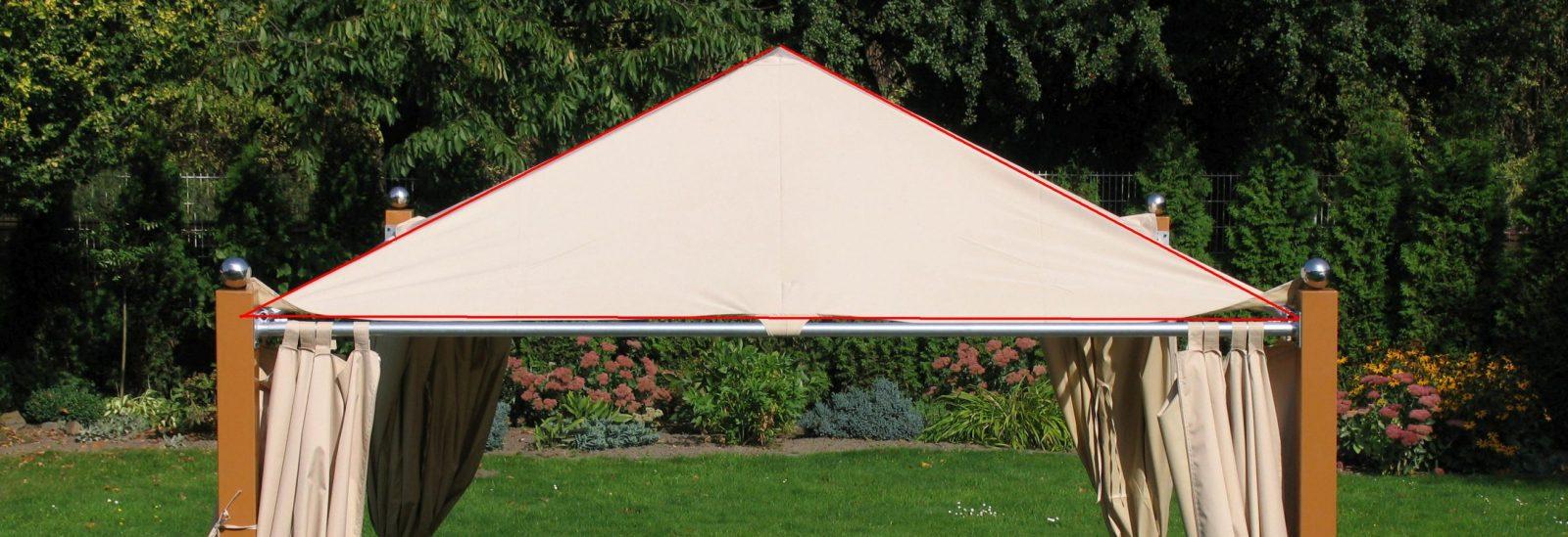 Dasversandhaus24  Ersatzdach Für Luxus Pavillon 3X3 Meter von Ersatzdach Für Pavillon 3X3 Photo