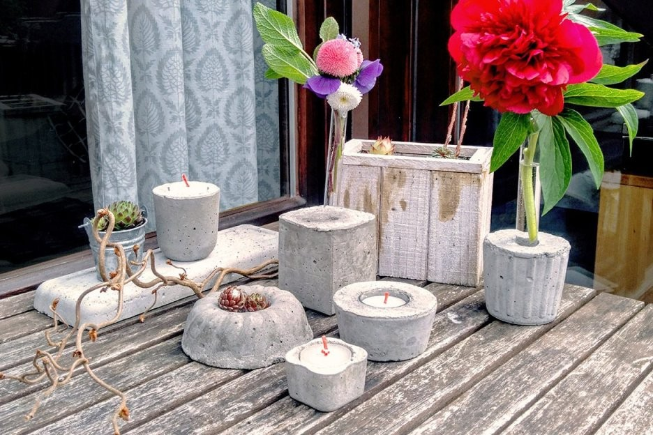 Deko Aus Beton Selbstgemacht  Steensrunningclub von Gartendeko Aus Beton Selbstgemacht Photo