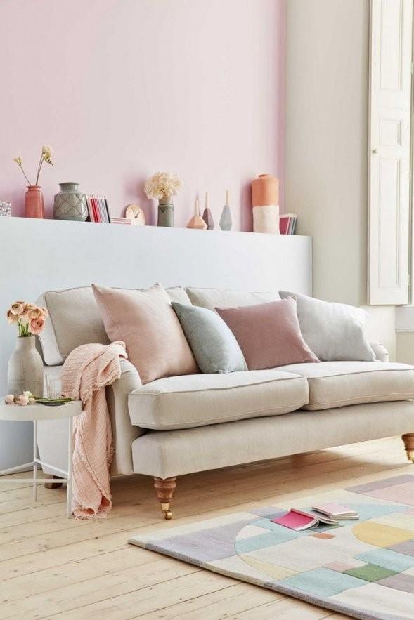 Dekoration Für Wohnzimmer – Schöne Ideen Und Wertvolle Dekotipps von Schöne Deko Fürs Wohnzimmer Bild