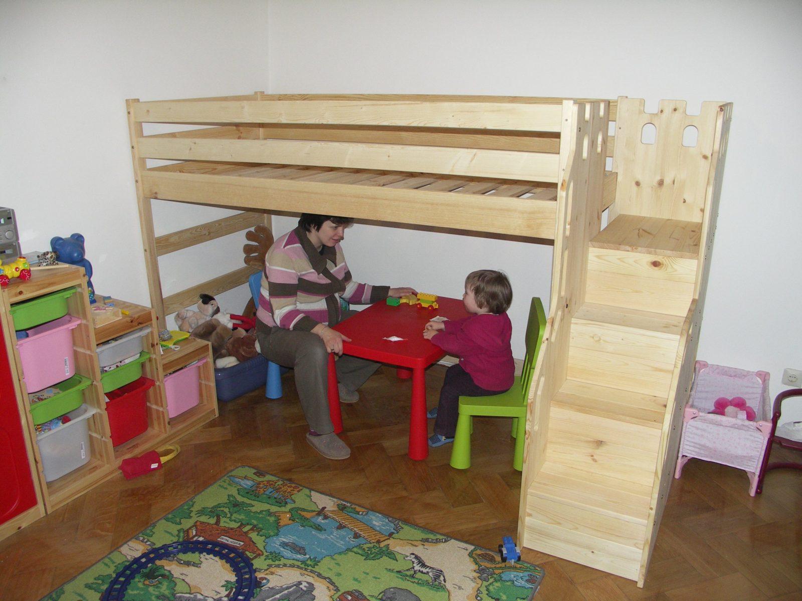 Dentaku  Otto Find' Ich … Überraschend von Halbhohes Kinderbett Mit Treppe Photo
