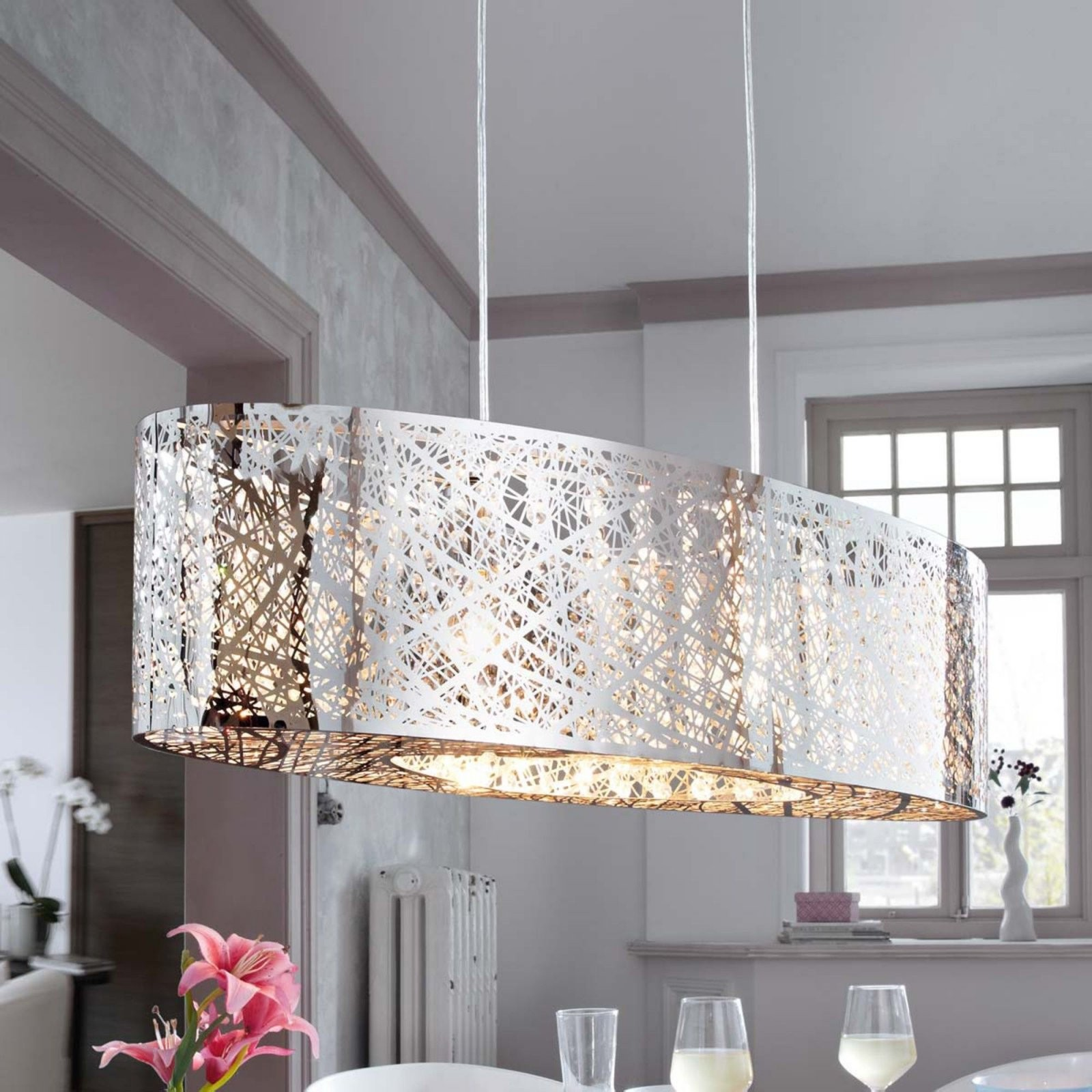 Design Pendelleuchte Hängeleuchte Esstisch Deckenleuchte Design von Moderne Deckenleuchten Für Wohnzimmer Bild