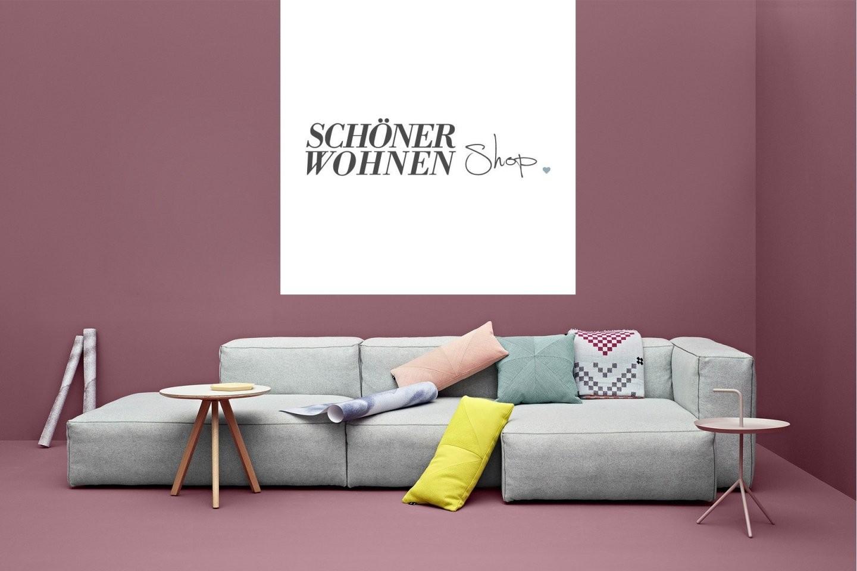 Designer Accessoires Versandkostenfrei Bestellen  Schöner Wohnenshop von Gardinen Wohnzimmer Schöner Wohnen Bild