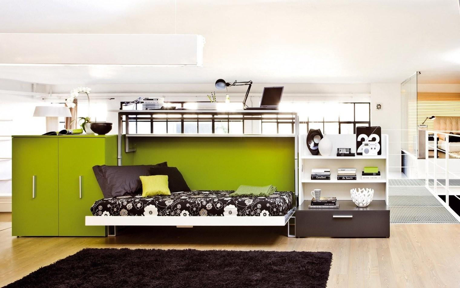 Designer Schrankbett Und Schreibtisch Cabrio In  Murphybed  Small von Schrankbett Mit Integriertem Schreibtisch Bild