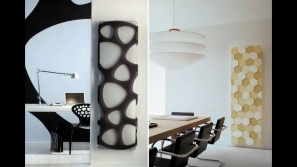 Designheizkörper  Wo Richtiges Design Die Wohnung Aufwertet von Moderne Heizkörper Für Wohnzimmer Bild