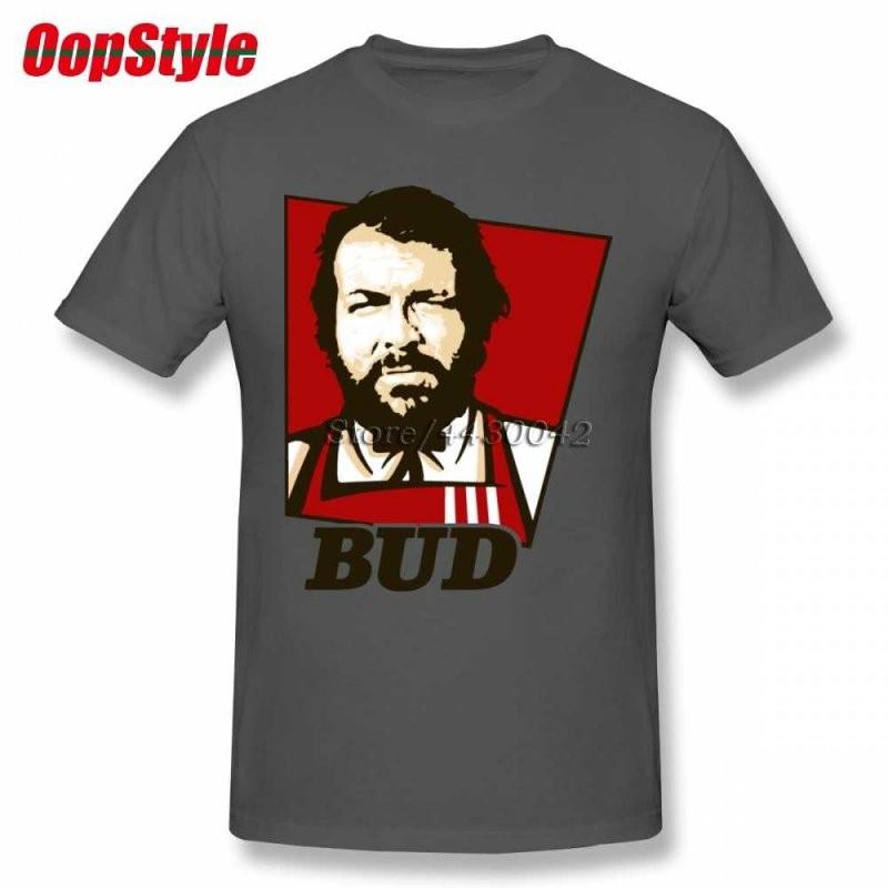 Detail Feedback Questions About Bud Spencer T Shirt For Men Plus von Bud Spencer Schwarz Weiß Photo