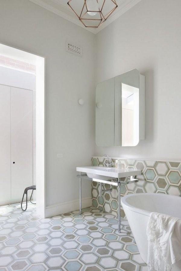 Die Beste Farbe Für Badezimmer Aussuchen  50 Beispiele von Fliesen Fürs Bad Beispiele Photo