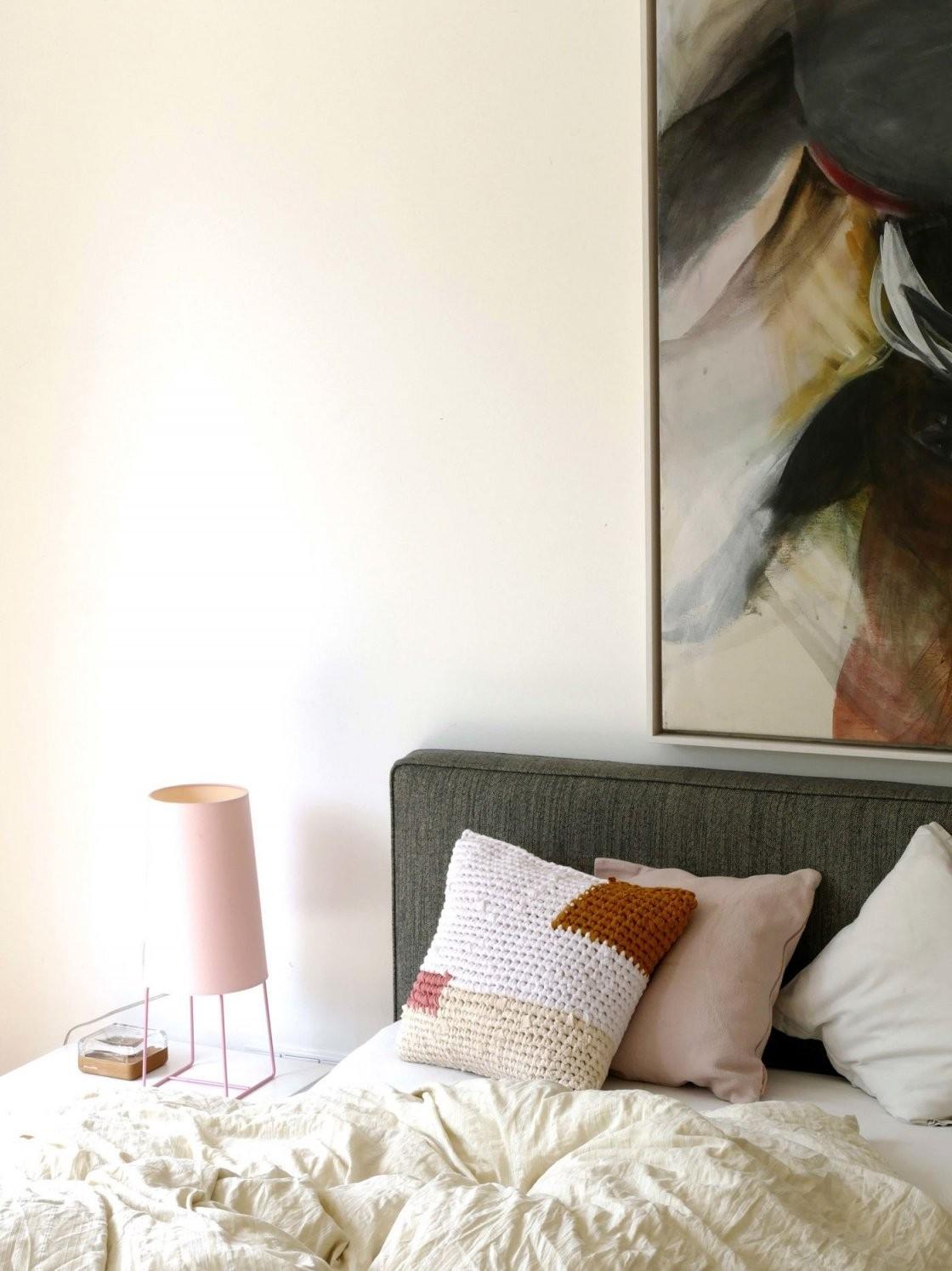 Die Besten Ideen Für Die Wandgestaltung Im Schlafzimmer von Wandgestaltung Schlafzimmer Selber Machen Bild