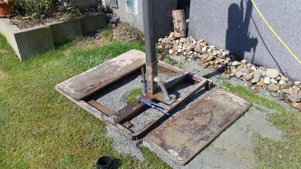 Die Brunnenbohrer  Kosten von Brunnen Im Garten Kosten Bild