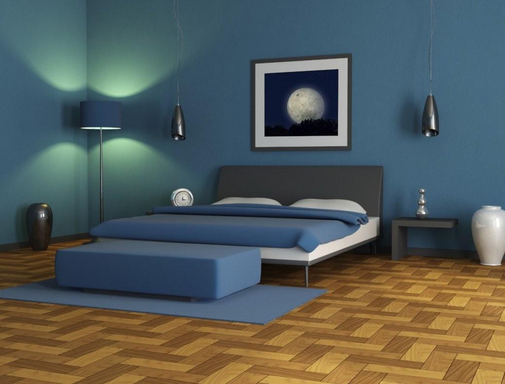 Die Ideale Wandfarbe Fürs Schlafzimmer  Desired von Beruhigende Bilder Fürs Schlafzimmer Photo