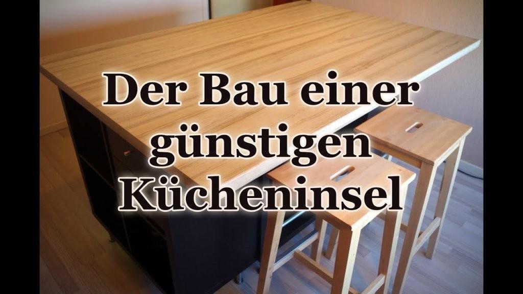 Die Perfekte Rohkostküche  Eine Kücheninsel Für 350 Euro Selber von Theke Selber Bauen Ytong Photo