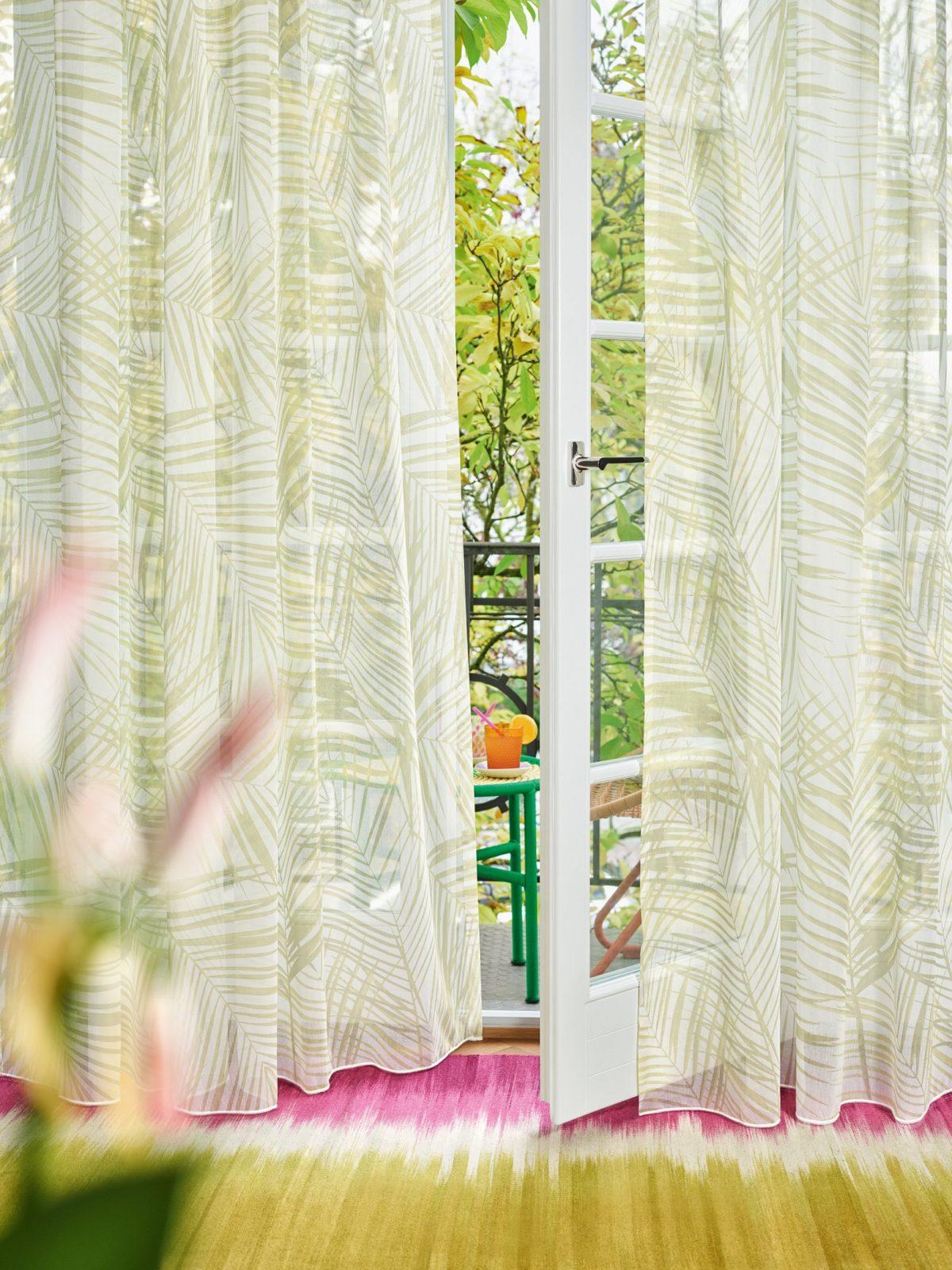 Die Perfekten Stoffe Für Ihr Zuhause  Ado Goldkante von Ado Gardinen Neue Kollektion Photo