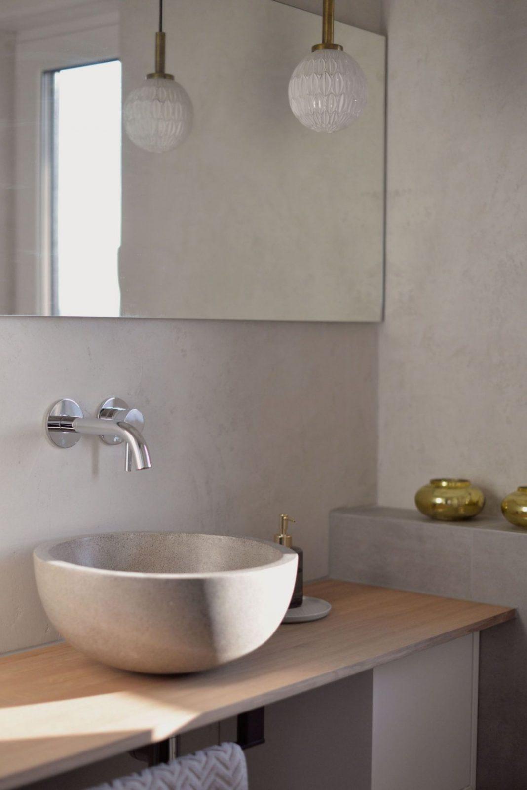 Die Schönsten Einrichtungsideen Für Das Gäste Wc von Gäste Wc Ideen Modern Photo