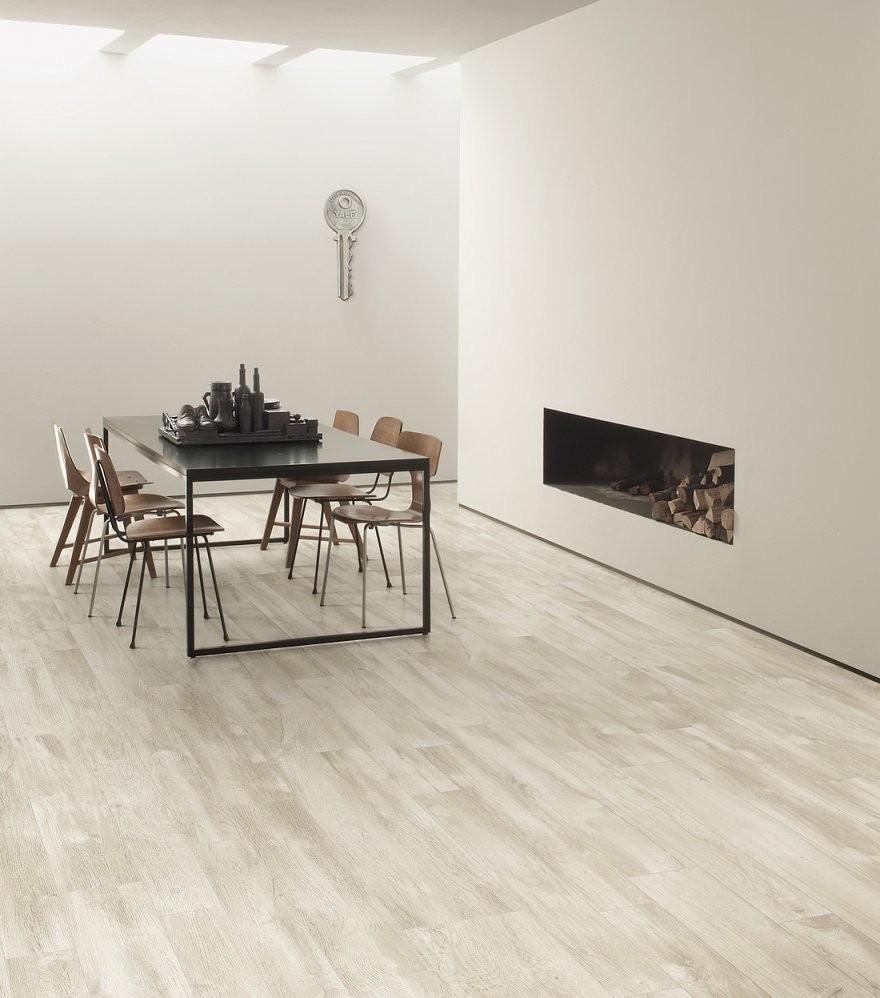 Die Schönsten Fliesen In Holzoptik  Design Zum Kleinen Preis von Fliesen In Holzoptik Wohnzimmer Bild