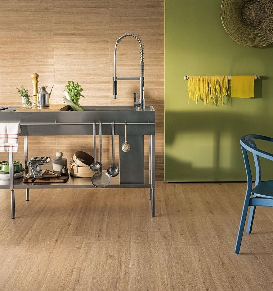 Die Schönsten Fliesen In Holzoptik  Design Zum Kleinen Preis von Fliesen In Holzoptik Wohnzimmer Photo