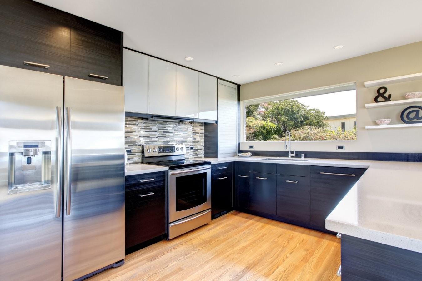 Die Uform Küche  Klassische Küchenform Mit Modernem Stil von Küchen Modern U Form Photo