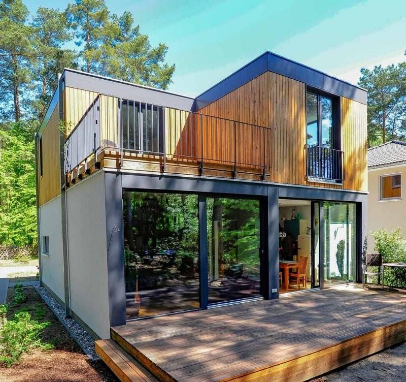 Die Zukunft Des Bauens – Lassen Sie Sich Inspirieren Von Der von Container Haus Bauen Lassen Bild