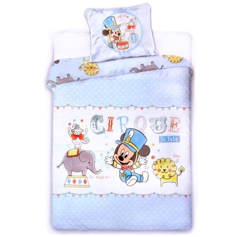 Disney Baby Kinderbettwäsche Mickey Maus Bettbezug + Kissen 100X135 von Baby Bettwäsche Mickey Mouse Photo