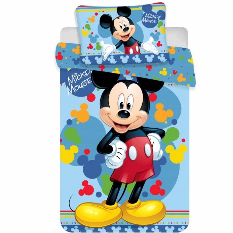 Disney Mickey Mouse Baby Dekbedovertrek  Simbashopnl von Baby Bettwäsche Mickey Mouse Bild