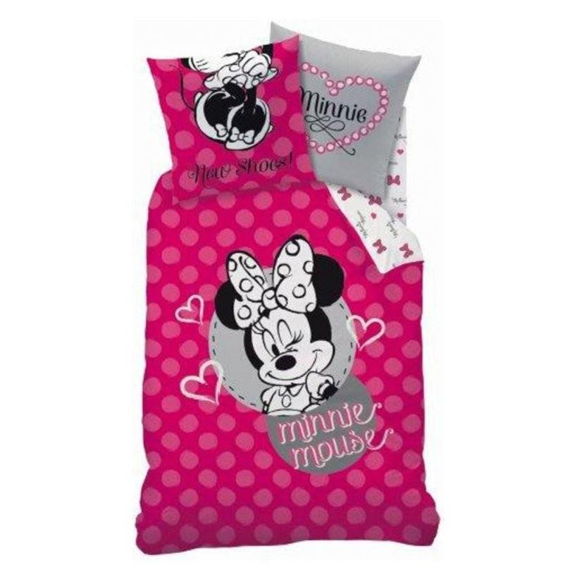 Disney Minnie Mouse Bettwäsche 80 X 80 Cm  135 X 200 Cm von Micky Maus Partner Bettwäsche Bild