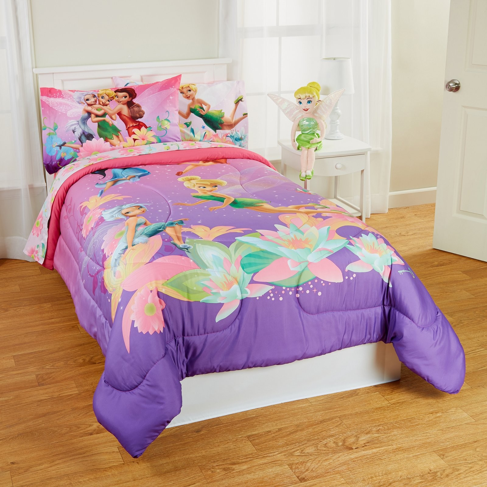 Disney Tinkerbell Bedding Sets von Tinker Bell Bed Sets Bild
