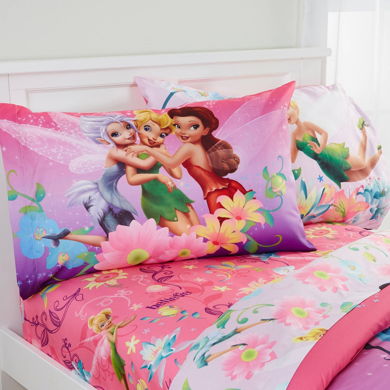 Disney Tinkerbell Bedding Sets von Tinker Bell Bed Sets Photo