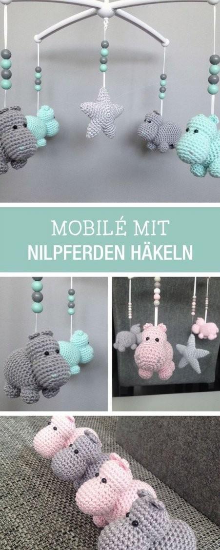Diy Die Schönsten Baby Mobile Zum Nachbasteln • Stylepraylove von Baby Mobile Selber Basteln Anleitung Bild