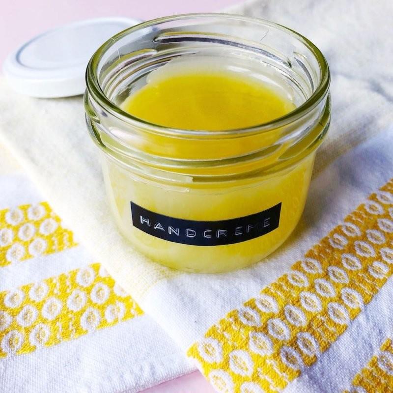 Diy Handcreme Aus Nur 3 Zutaten Mit Lavendel Sandelholz Duft von Lavendel Creme Selber Machen Photo